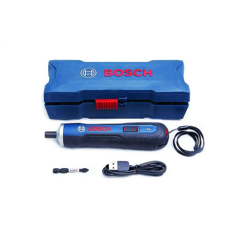 Parafusadeira-a-Bateria-Bosch-Go-36V-Bivolt-com-1-Bit-PH2---Cabo-USB---Maleta
