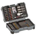 Kit-de-Pontas-e-Soquetes-Bosch-para-parafusar---43-unidades