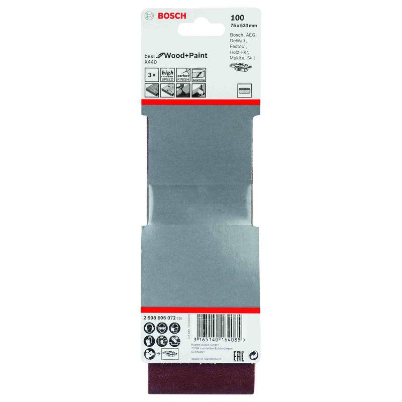Cinta-de-Lixa-Bosch-X440-Best-Wood-Paint-75x533mm-G100---3-unidades