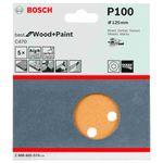 Disco-de-Lixa-Bosch-C470-Best-for-Wood-Paint-125mm-G100---5-unidades