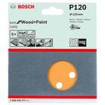 Disco-de-Lixa-Bosch-C470-Best-for-Wood-Paint-125mm-G120---5-unidades