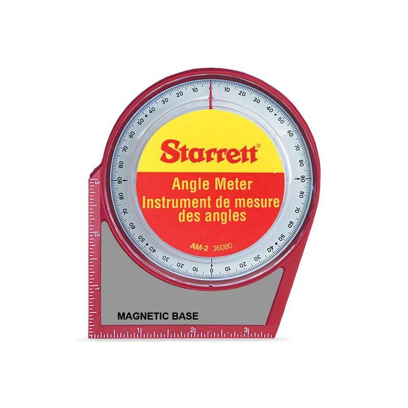 Medidor-de-Angulos-Starret-AM-2-com-Base-Magnetica