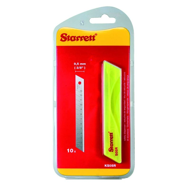 Lamina-Estreita-Starrett-KS05R-9mm-P-Estiletes