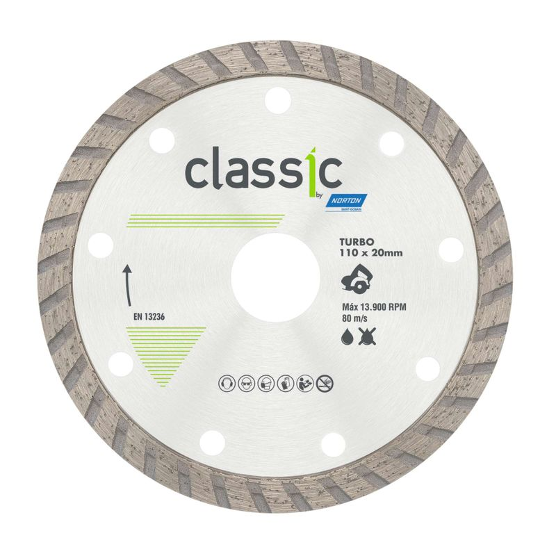Disco-Diamantado-Norton-para-Corte-Turbo-Classic-110x20mm