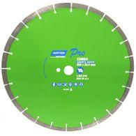 Disco Diamantado Norton para Corte Concreto/asfalto PRO 350x25,4mm