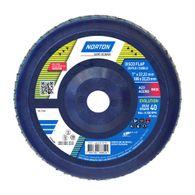 Disco Flap Norton Evolution Norton R822 Grão 40 180x22,23mm