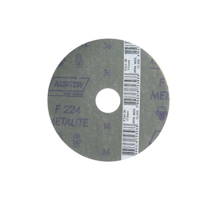 Disco-de-Fibra-Norton-Metalite-F224-Grao-36-115x22mm