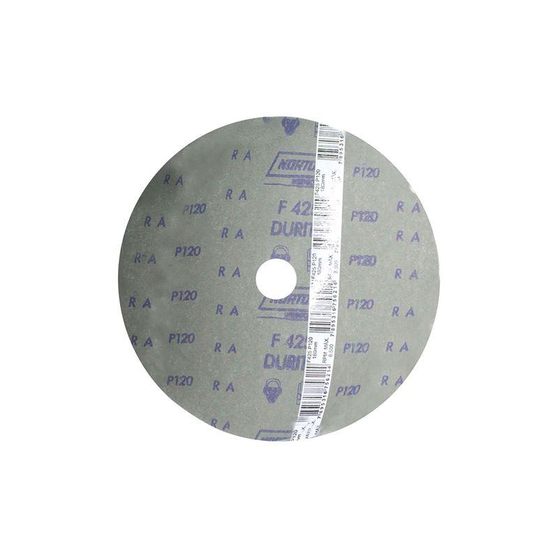 Disco-de-Fibra-Norton-Durite-F425-Grao-120-180x22mm