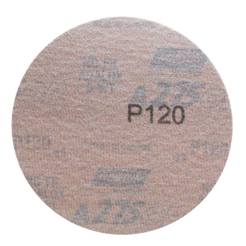 Disco-de-Lixa-Norton-Seco-A275-Grao-120-127mm-s--furo