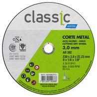 Disco de Corte Norton Classic 230x3,0x22mm
