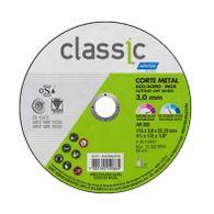 Disco de Corte Norton Classic 115x3,0x22,23mm