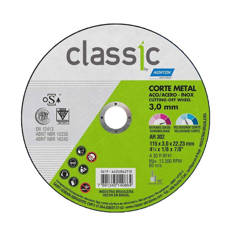 Disco-de-Corte-Norton-Classic-115x30x2223mm