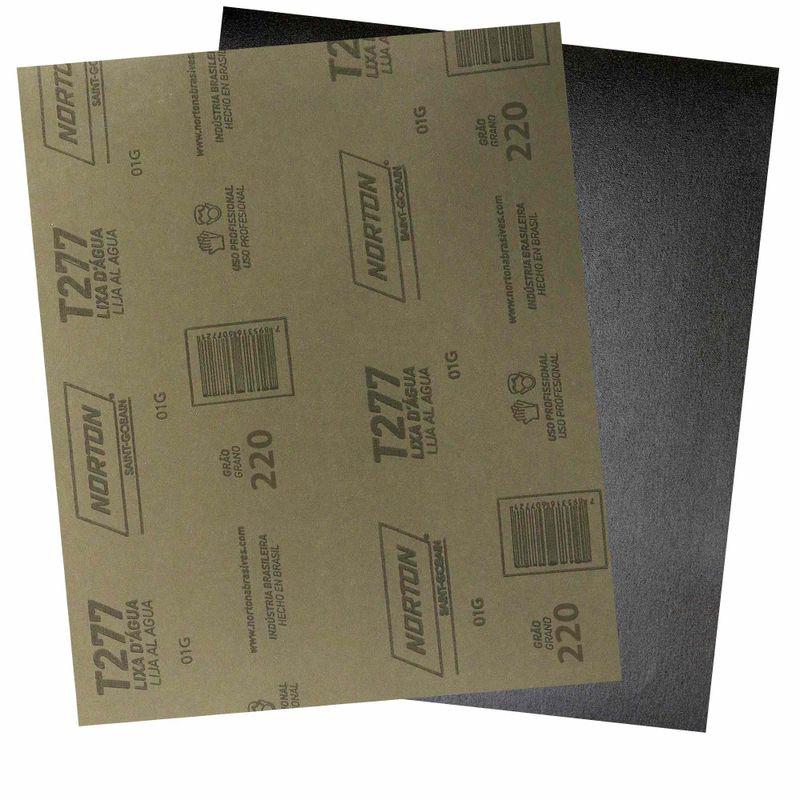 Folha-de-Lixa-Norton-Agua-T277-Grao-220