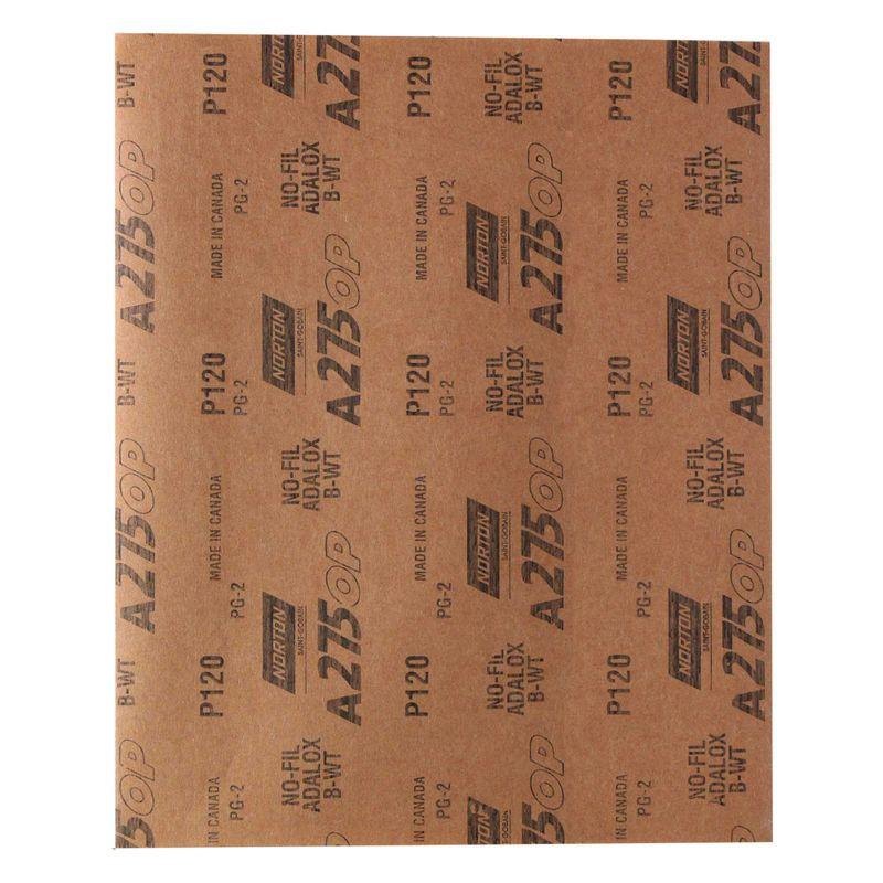 Folha-de-Lixa-Norton-Seco-A275-Grao-120
